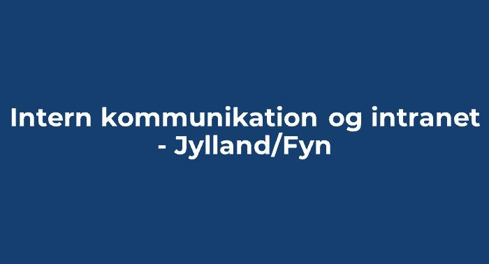 Intern kommunikation og intranet - JF