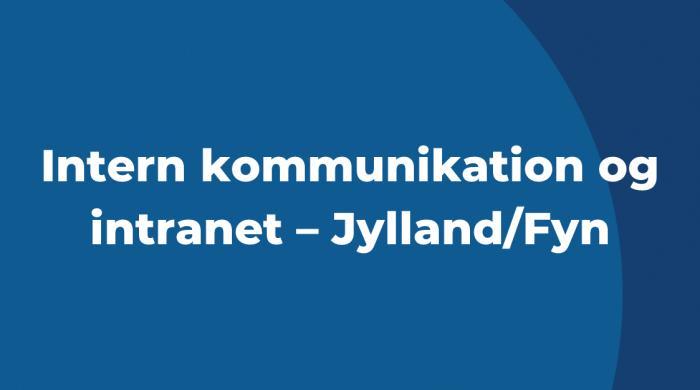 Intern kommunikation og intranet – JF